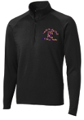 Louisville Male Alumni Hall of Fame Mens TALL1/2 zip TST850