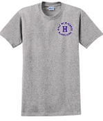 Louisville Male Alumni 50 Yr Club Sport Gray T G2000