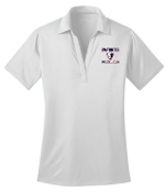 Patriot Baseball Club Womens embroidered polo L540